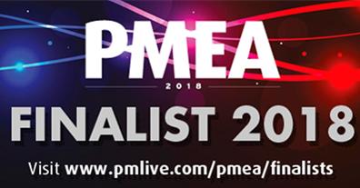 Uptake Strategies – PMEA 2018 finalist